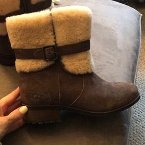 Ugg Fur winter boots